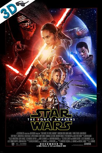 Star Wars The Force Awakens 3D - 2015-12-18 00:00:00