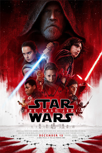 Star Wars: The Last Jedi - Dec 15, 2017