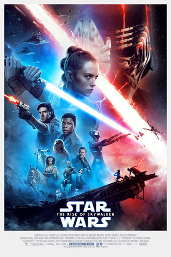 Star Wars: The Rise of Skywalker - 2019-12-20 00:00:00