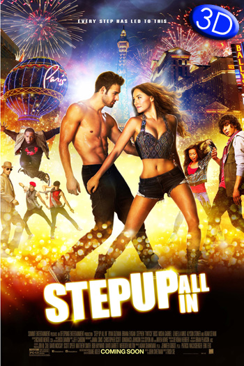 Step Up All In 3D - 2014-08-08 00:00:00