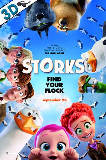 Storks 3D - 2016-09-23 00:00:00