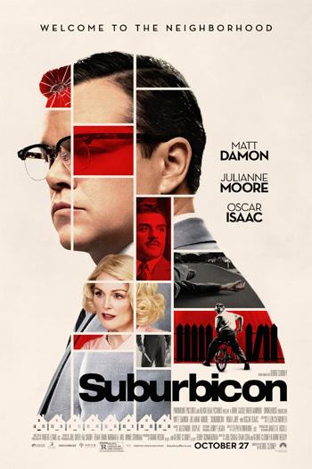 Suburbicon - Oct 27, 2017