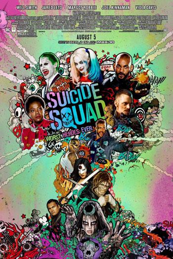 Suicide Squad - 2016-08-05 00:00:00