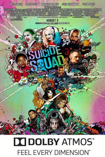 Suicide Squad ATMOS - 2016-08-05 00:00:00