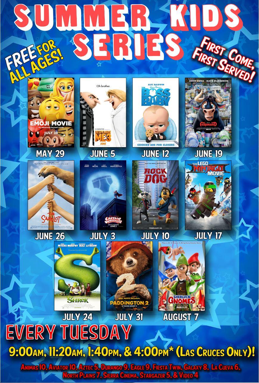Summer Kids Series - Animas 10 - Farmington - 05-29-2018