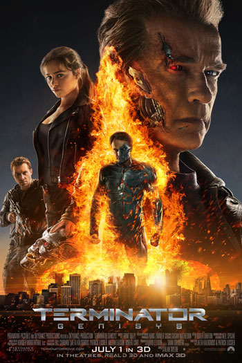 Terminator Genisys - Jul 1, 2015