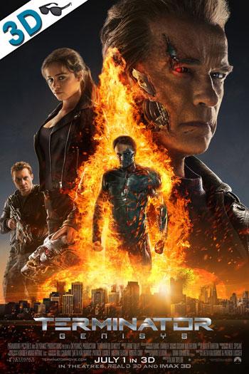 Terminator Genisys 3D - 2015-07-01 00:00:00