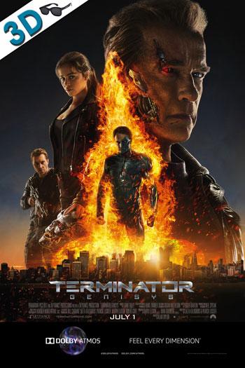 Terminator Genisys 3D ATMOS - 2015-07-01 00:00:00
