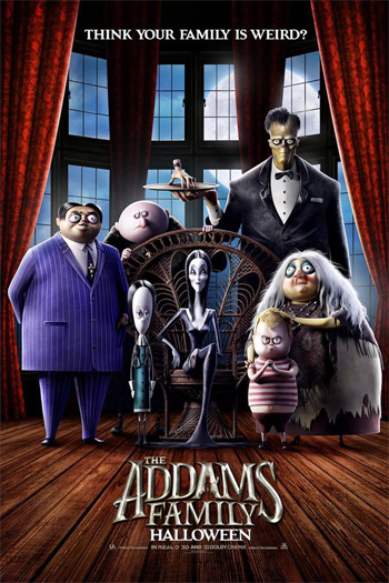 The Addams Family - Oct 11, 2019