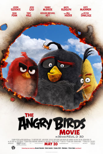 The Angry Birds Movie - 2016-05-20 00:00:00