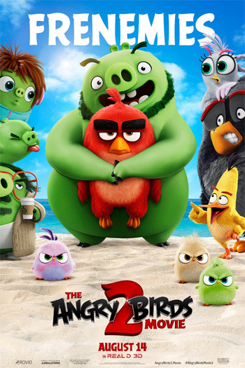 The Angry Birds Movie 2 - Aug 14, 2019