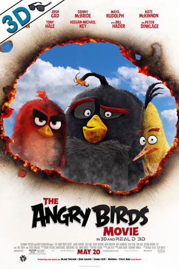 The Angry Birds Movie 3D - 2016-05-20 00:00:00