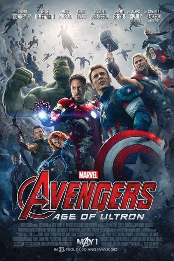 The Avengers Age of Ultron - 2015-05-01 00:00:00