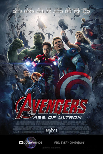 The Avengers Age of Ultron ATMOS - 2015-05-01 00:00:00