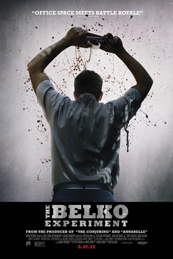 The Belko Experiment - 2017-03-17 00:00:00