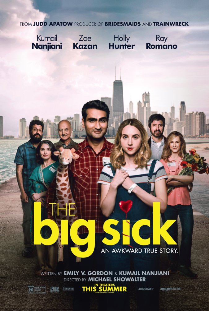 The Big Sick - 2017-07-14 00:00:00