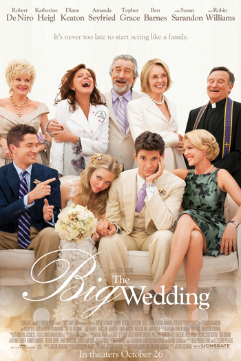 The Big Wedding - Apr 26, 2013