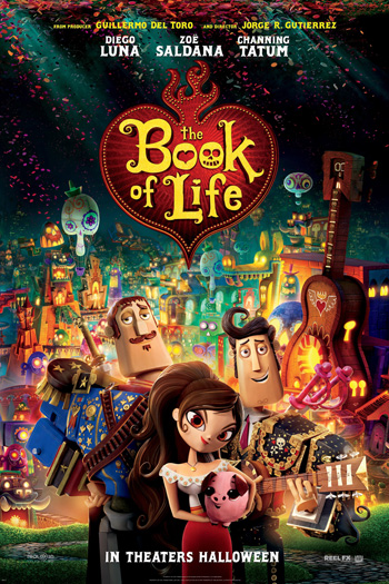 The Book of Life - 2014-10-17 00:00:00