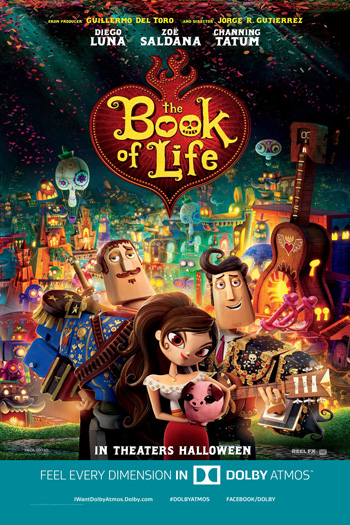 The Book of Life Atmos - 2014-10-17 00:00:00
