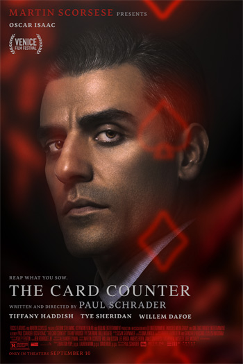 The Card Counter - 2021-09-10 00:00:00