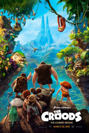 The Croods 2D - Mar 22, 2013