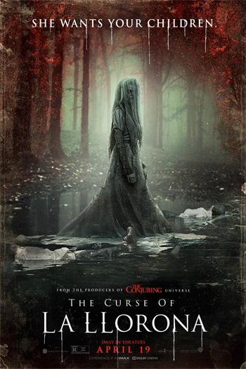 The Curse of La Llarona