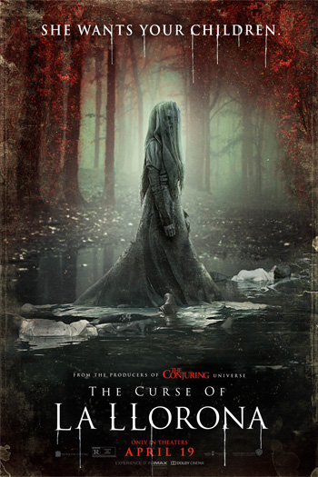 The Curse of La Llorona - Apr 19, 2019