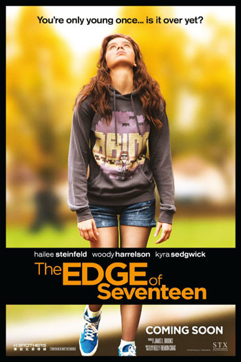 The Edge of Seventeen - 2016-11-18 00:00:00