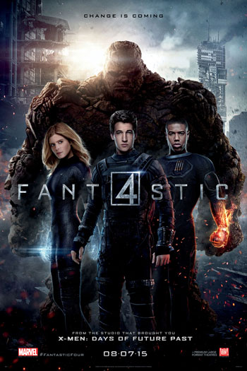 The Fantastic Four - 2015-08-07 00:00:00