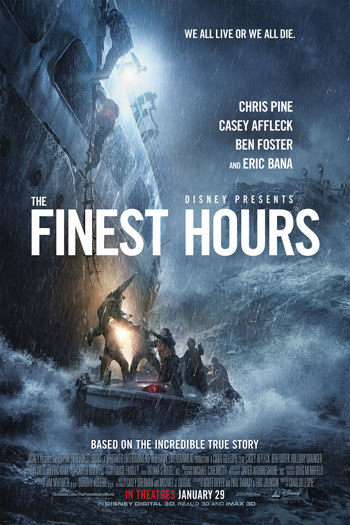 The Finest Hours - 2016-01-29 00:00:00