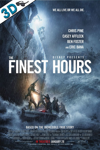 The Finest Hours 3D - 2016-01-29 00:00:00
