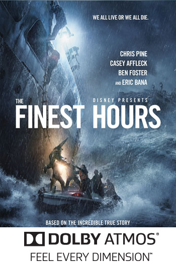The Finest Hours ATMOS - 2016-01-29 00:00:00
