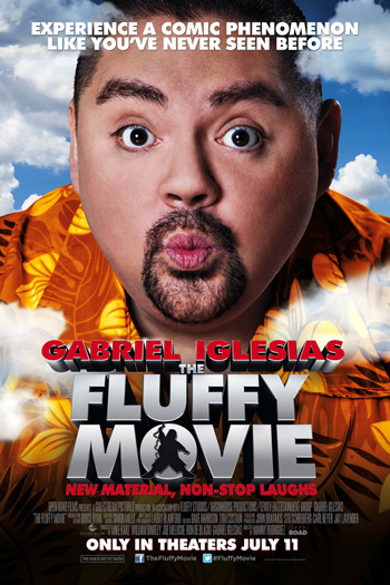 The Fluffy Movie - Jul 25, 2014