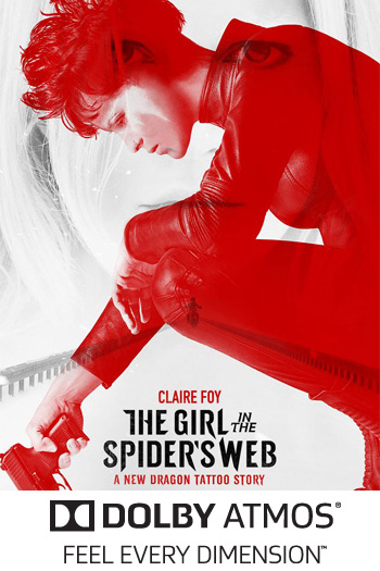 The Girl in the Spider's Web ATMOS - 2018-11-09 00:00:00