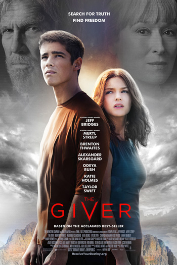 The Giver - 2014-08-15 00:00:00