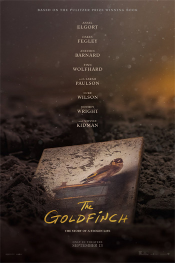 The Goldfinch - 2019-09-13 00:00:00