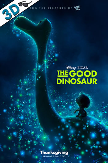 The Good Dinosaur 3D - 2015-11-25 00:00:00