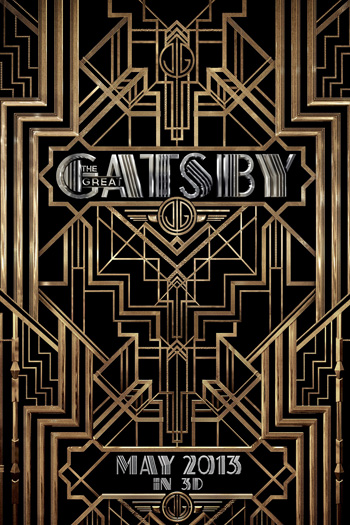 The Great Gatsby 2D - May 10, 2013