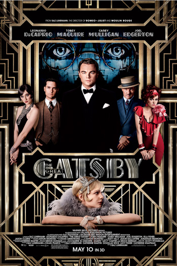 The Great Gatsby 3D - May 10, 2013