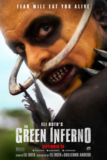 The Green Inferno - 2015-09-25 00:00:00