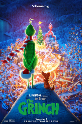 The Grinch - 2018-11-09 00:00:00