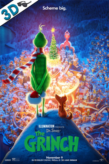 The Grinch 3D - 2018-11-09 00:00:00
