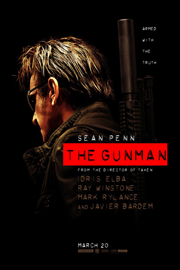 The Gunman - Mar 20, 2015