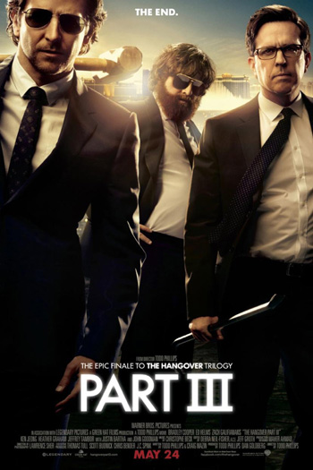 The Hangover Part III - May 23, 2013