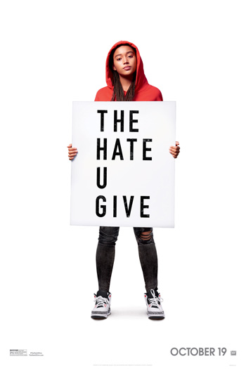 The Hate U Give - Oct 19, 2018
