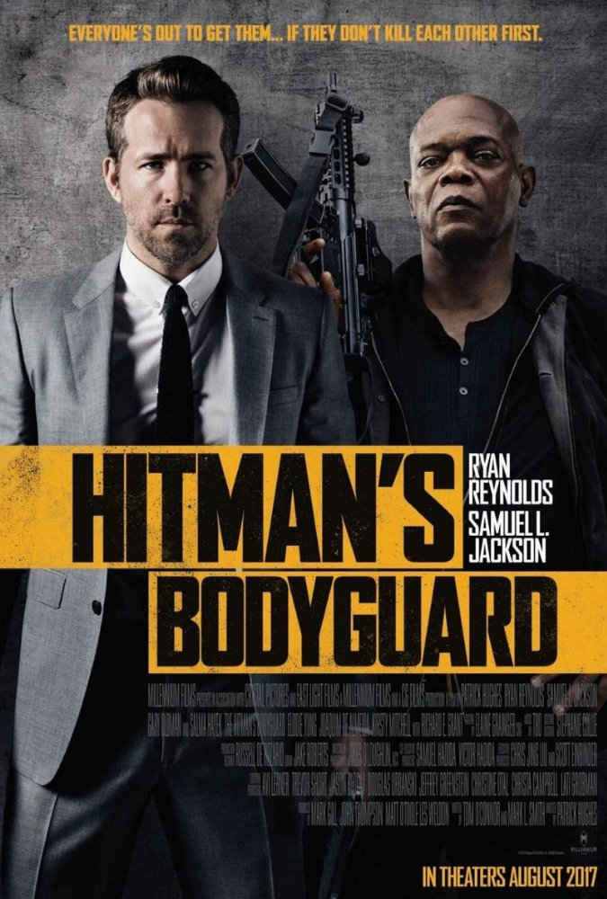 The Hitman's Bodyguard - Aug 18, 2017