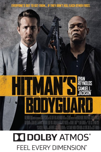 The Hitman's Bodyguard ATMOS