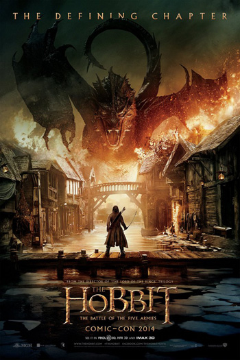 The Hobbit The Battle of Five Armies - 2014-12-17 00:00:00