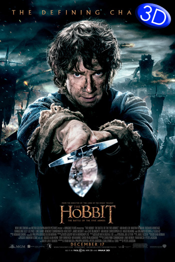 The Hobbit: The Battle of Five Armies 3D - 2014-12-17 00:00:00