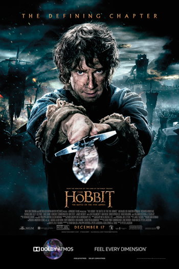 The Hobbit: The Battle of Five Armies 3D ATMOS - 2014-12-17 00:00:00